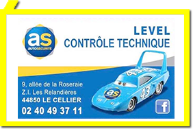 Controle technique Auto Sécurité - Le Cellier 44